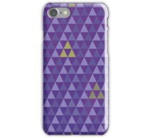 May the tri-force be with you iPhone Case/Skin