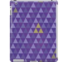 May the tri-force be with you iPad Case/Skin