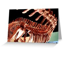 Houston Museum of Natural Science Greeting Card