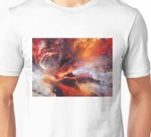 Genesis Abstract Expressionism Art Unisex T-Shirt