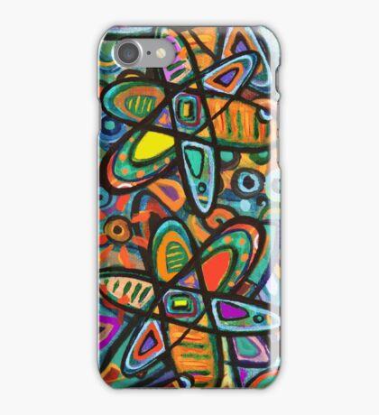 Molecular Structure iPhone Case/Skin