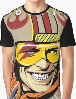 Space Oddity Graphic T-Shirt