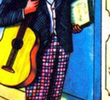 El Musico Sticker