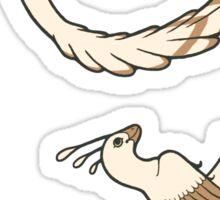 Fancy Raptors Sticker