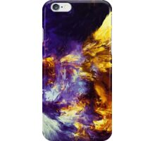 Firefly Abstract Expression Art iPhone Case/Skin