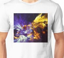 Firefly Abstract Expression Art Unisex T-Shirt