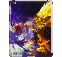 Firefly Abstract Expression Art iPad Case/Skin