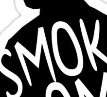 Archer - Krieger Smoke Bomb! Sticker