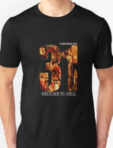 31 The Evil Clowns Horror Movie 2016 T-Shirt