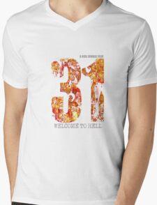 31 The Evil Clowns Horror Movie 2016 Mens V-Neck T-Shirt