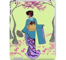 Among the Cherry Blossoms iPad Case/Skin