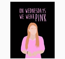 On Wednesdays We Wear Pink | Black Unisex T-Shirt