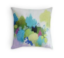 Early in Spring Throw Pillow