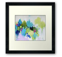 Early in Spring Framed Print