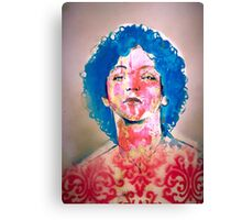 Evolution of Holly #2 Canvas Print