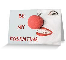 Be My Valentine - Scary Greeting Card