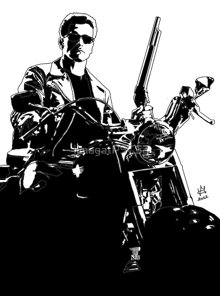 Terminator - The Judgement Day by ilmagatPSCS2