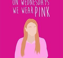 On Wednesdays We Wear Pink   Pink by Lucy Lier