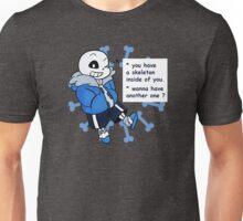 Chibi Smol Sans T-Shirt Unisex T-Shirt