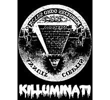 Killuminati-black Photographic Print