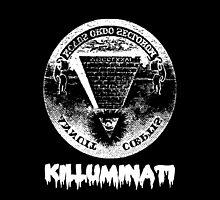 Killuminati-black by Bunnydeth