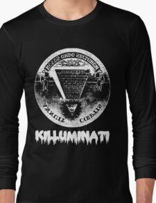 Killuminati-black Long Sleeve T-Shirt