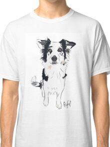 Border Collie Beauty Classic T-Shirt