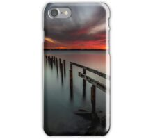 Dusk & Delapidation - Cleveland Qld Australia iPhone Case/Skin