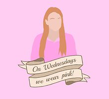On Wednesdays We Wear Pink Hipster   Pale Pink by Lucy Lier