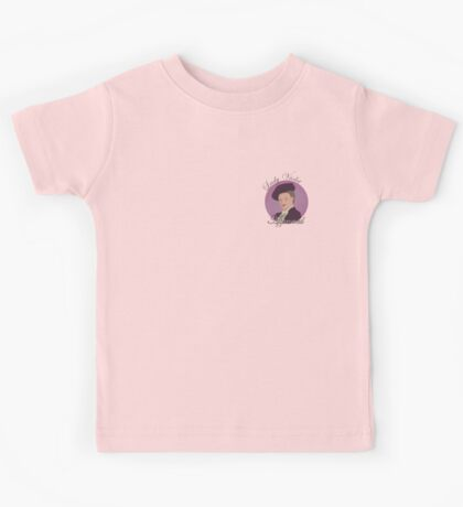 Lady Violet Approved Kids Tee