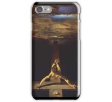 Christ of Saint John of the Cross - Dali Case. iPhone Case/Skin