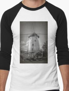 The Windmill, Launceston, Tasmania, Australia #2 Men's Baseball ¾ T-Shirt