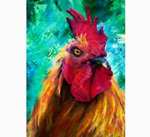 Rooster Colorful Expressions Unisex T-Shirt