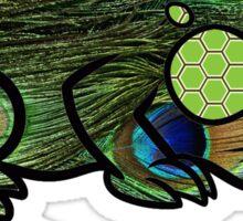 Mixed Up Menagerie  - Iguana Sticker