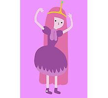 Princess Bubblegum Photographic Print