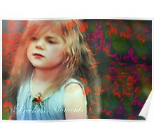 Precious Moments Of Innocence Poster