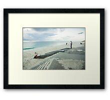 Cottesloe Beach 3 Framed Print