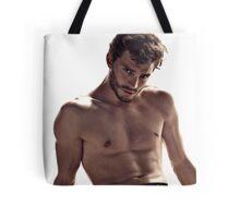 Jamie Dornan Shirtless Tote Bag