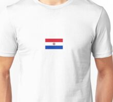 National Flag of Paraguay Unisex T-Shirt
