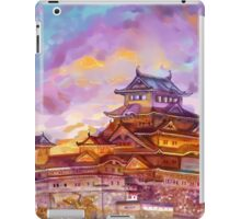 Dawn of the Crane iPad Case/Skin