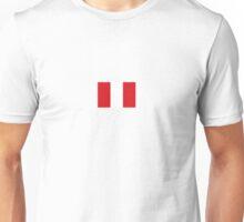 National Flag of Peru Unisex T-Shirt