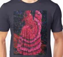 Diva Abstract Realism Unisex T-Shirt