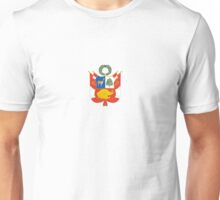 National Coat of Arms of Peru Unisex T-Shirt