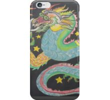 Feng Shui Dragon iPhone Case/Skin