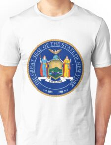 New York City Flag Unisex T-Shirt