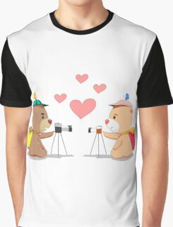 Bear lover. Graphic T-Shirt