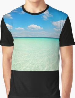 Postcard from the Maldives Graphic T-Shirt