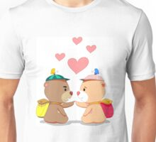 Bear touch Unisex T-Shirt