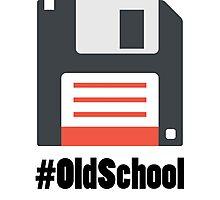 #OldSchool Photographic Print