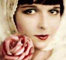 Vintage Rose by Georgiana Romanovna